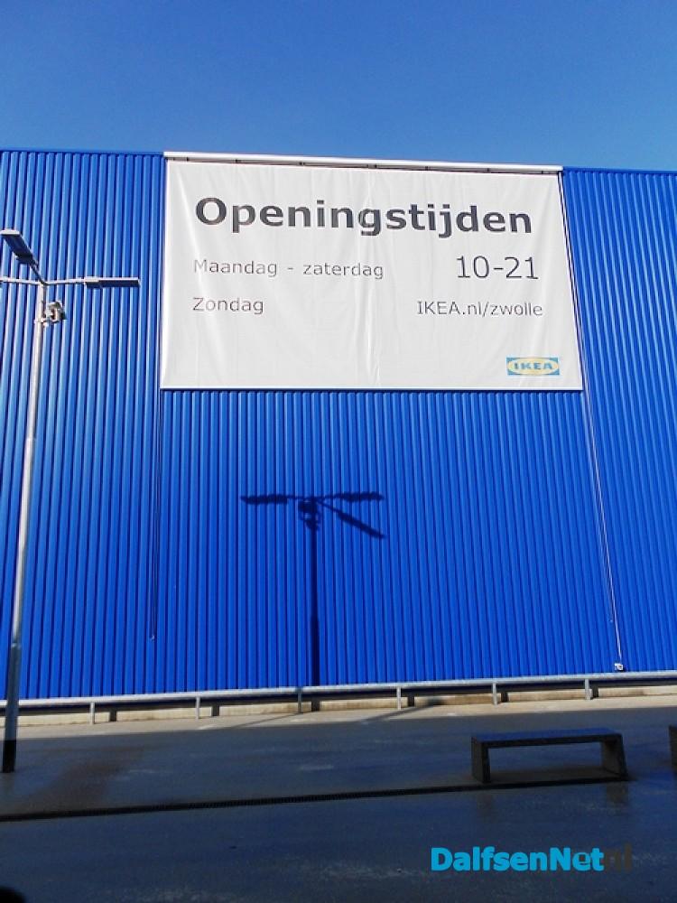 Ikea Is Open Dalfsennet