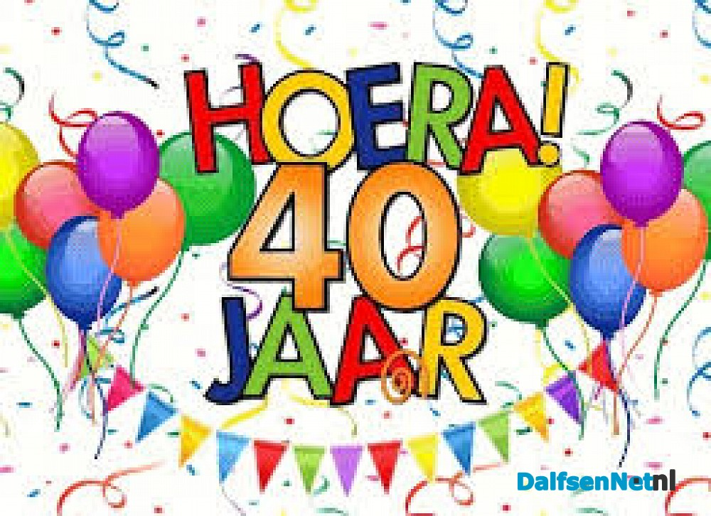 hoera 40 jaar Hiep Hiep Hoera..IDreams wordt 28 januari 40 jaar   MSweb forum hoera 40 jaar