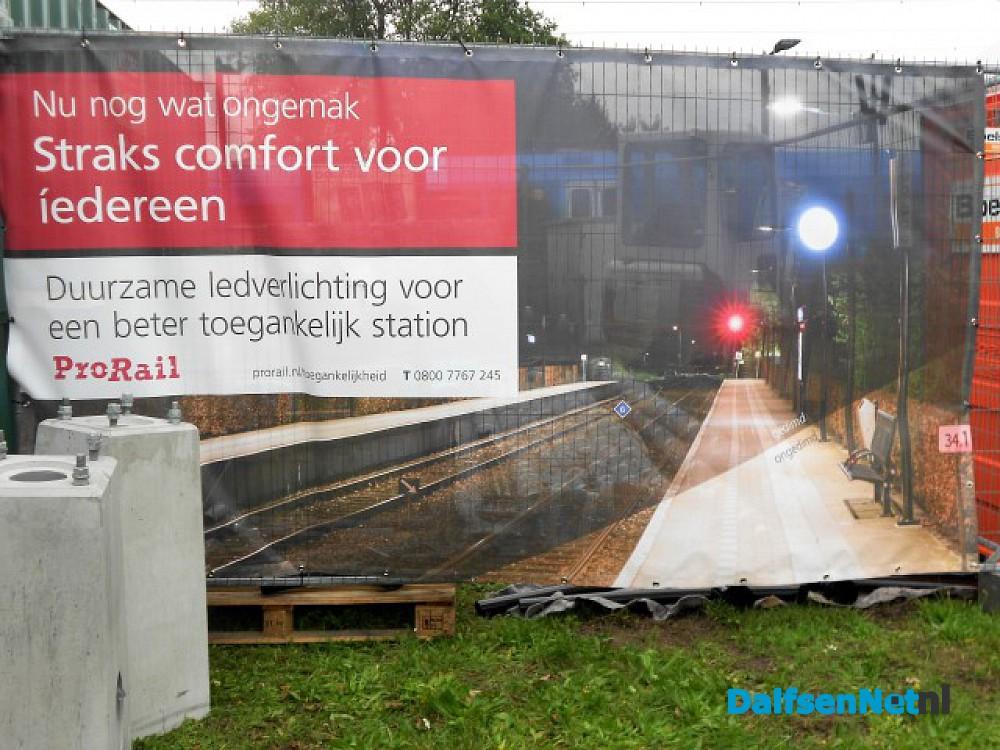 Duurzame ledverlichting station Dalfsen   DalfsenNet