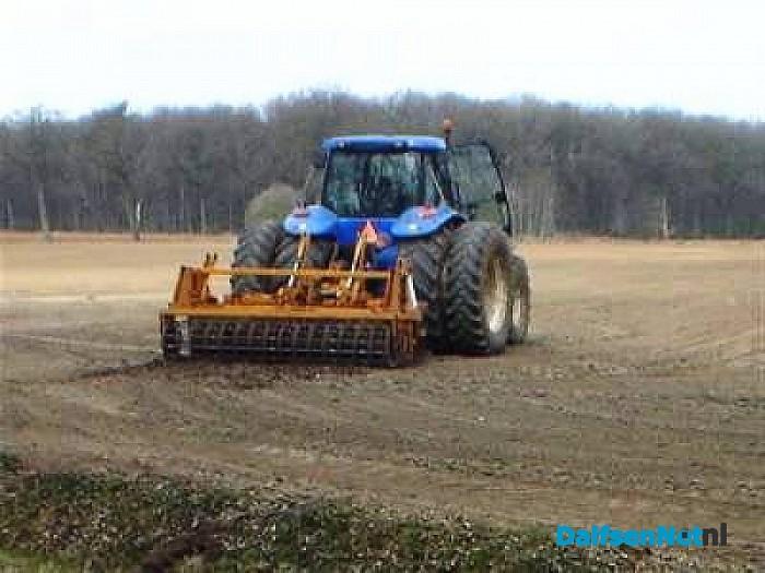 Agrariërs druk in de weer