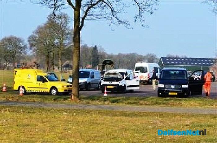 Weer grote verkeerscontrole bij de chinees  aan de Hessenweg Oudleusen