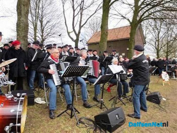 100 jaar Stuw gezongen door Aalt Westerman