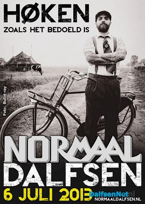 HØKEN ZOALS HØKEN BEDOELD IS… NORMAAL DALFSEN