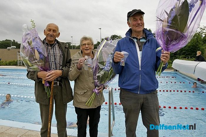 De 30e zwemvierdaagse zwembad Gerner is succesvol afgesloten