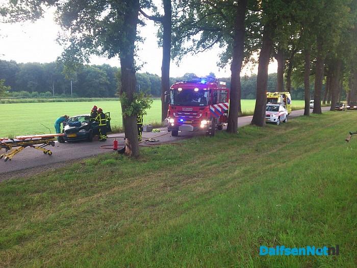 Opnieuw ongeval Rechterensedijk - Foto: Robert Bril