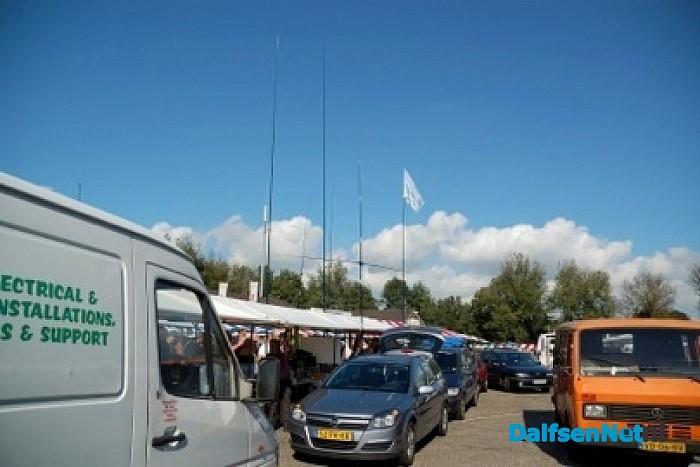 """Radiomarkt """"aan de Lichtmis"""" trekt 28 september weer veel bezoekers"""