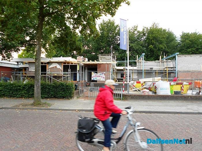 Voortgang verbouw basisschool de Polhaar