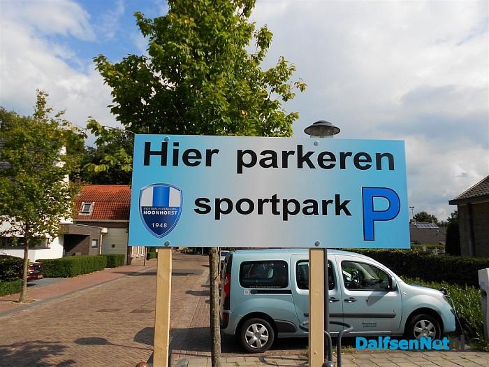 Hier parkeren
