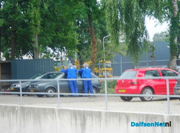 Arrestaties in Dalfsen?