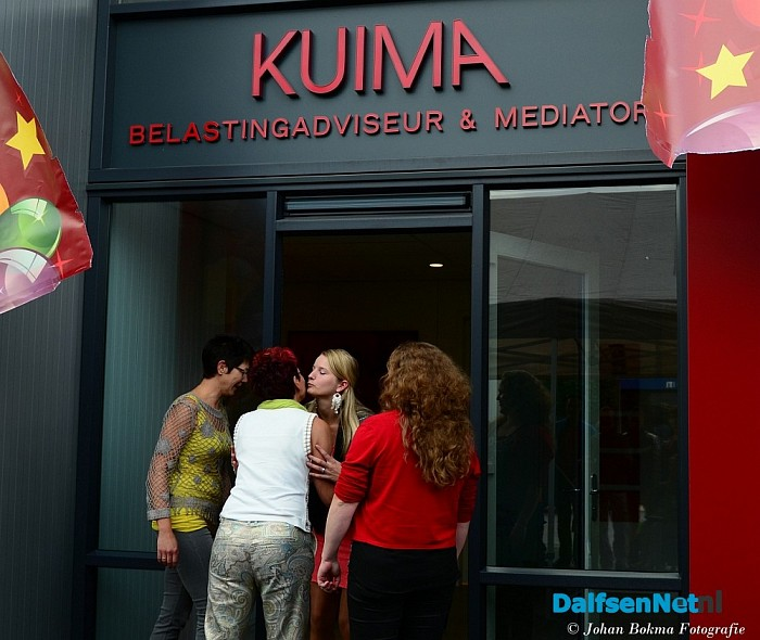 Nieuw pand Kuima geopend