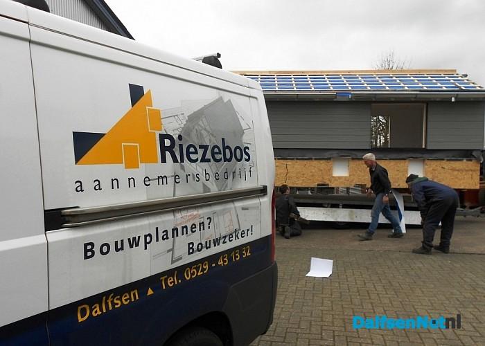 Aannemersbedrijf Riezebos stort zich in nieuwe markt