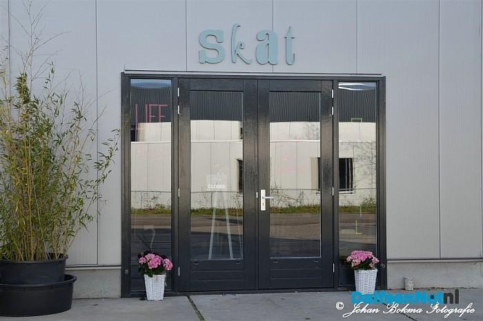 Skat & koozie opent 9 april 2014 om 9.30 uur