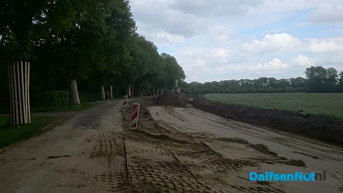 Kleine wegomlegging Kampmansweg - Foto: Robert Bril