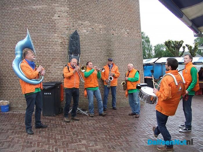 Molenmarkt op de nationale molendag in Hoonhorst