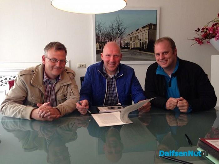 Stichting De Blauw Witte Reddingsboei is een feit (voormalig oudercomité)