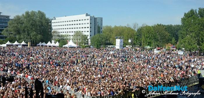 Bevrijdingsfestival Overijssel 2014