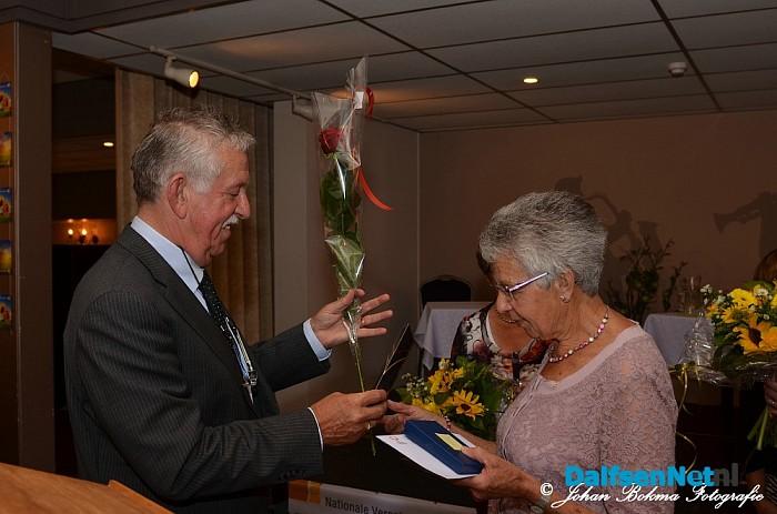 Zonnebloem Dalfsen 25 jaar - Foto: Johan Bokma