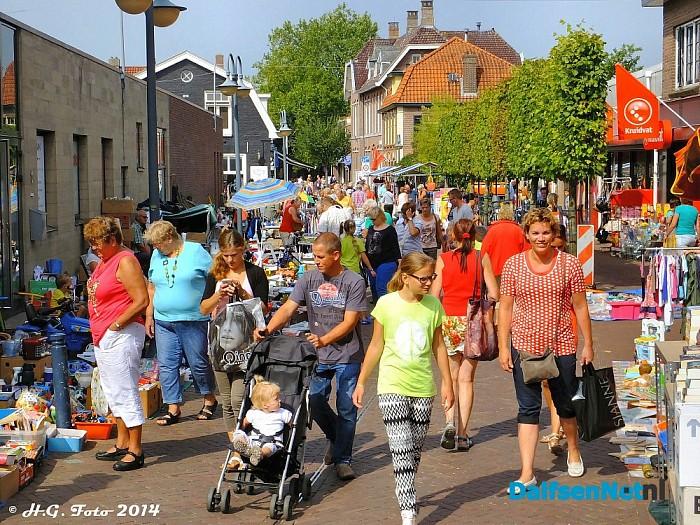 Blauwe Bogen Dagen van start met aandacht voor hobby en vrije tijd - Foto: H.G. Foto