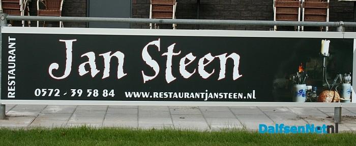 Nieuwe bordsponsoren voetbal Hoonhorst