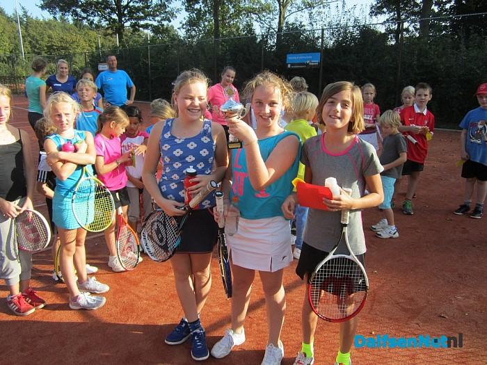 Hoonhorst en Lemelerveld gekroond als de kampioenen voor de Color Cup Zomer 2014.