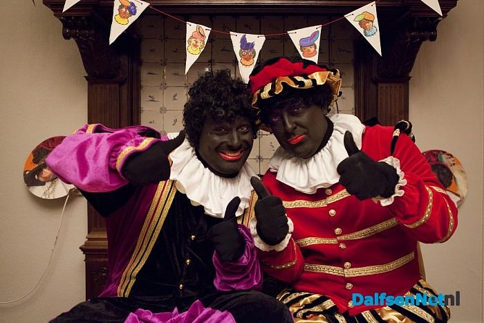 Harrie-Warrie Piet maakt er een warboel van in Dalfsen!