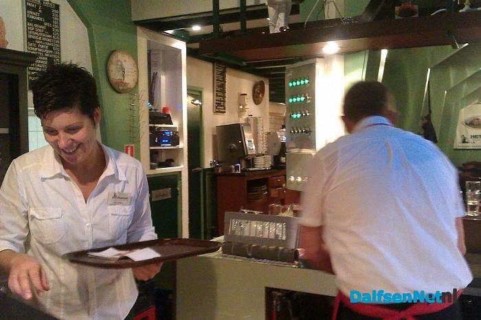 Een kijkje in de keuken van Dalfsennet.