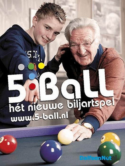 Word jij 5-Ball kampioen 2018 van Dalfsen?