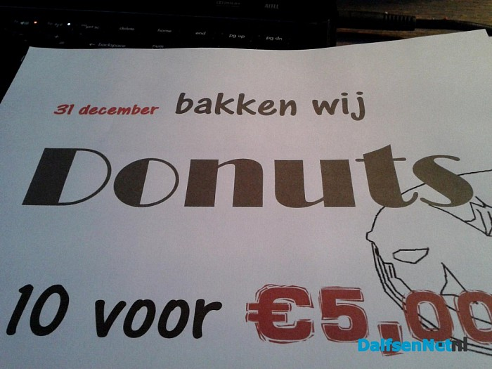 Op veler verzoek: Donuts!