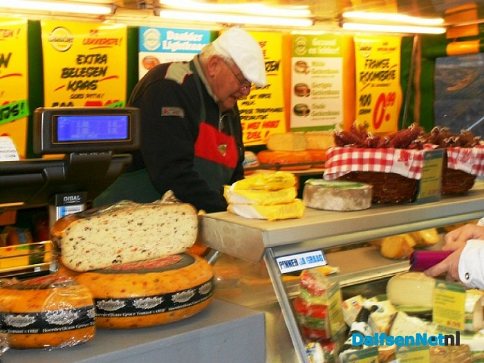 Kaas hoort ook bij oud en nieuw