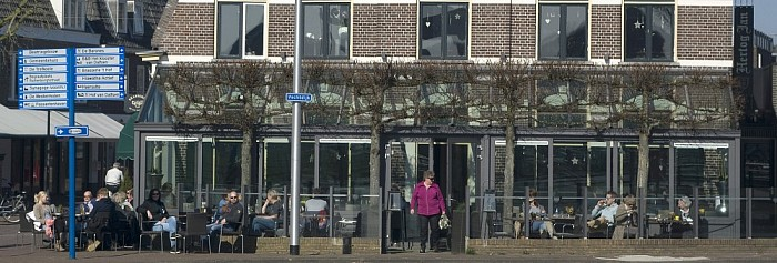 Zo maar wat foto's van een zonnige zondagmiddag, deel 1 - Foto: Geert Bistervels