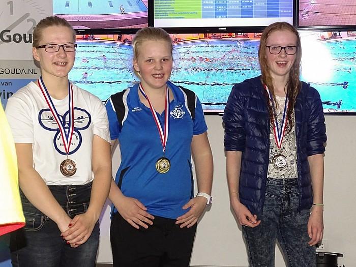 Staphorster jeugd Nederlands Kampioen - Foto: eigen geleverde foto