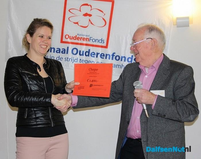 €1.400,- voor duofiets zorgcentrum Rosengaerde