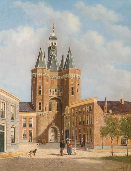 Lezing 'Reizen door Zwolle' - Foto: eigen geleverde foto