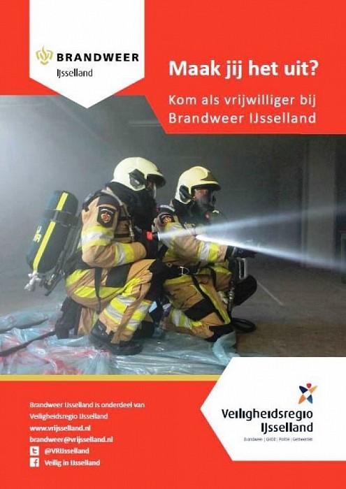 Werving brandweervrijwilligers - Foto: eigen geleverde foto