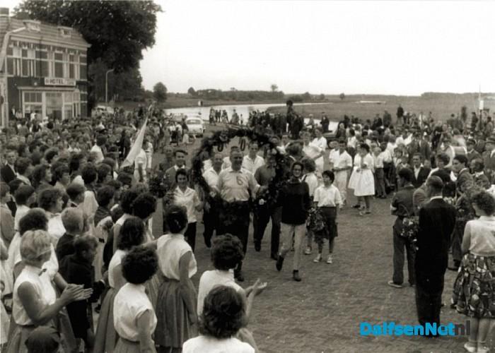 Avondwandeldriedaagse - Foto: Historische Kring Dalfsen