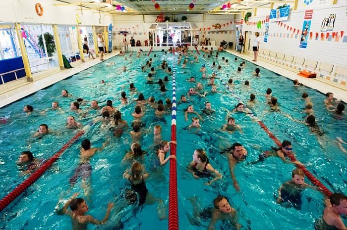 Zwem4daagse Staphorst: veiligheid! - Foto: eigen geleverde foto
