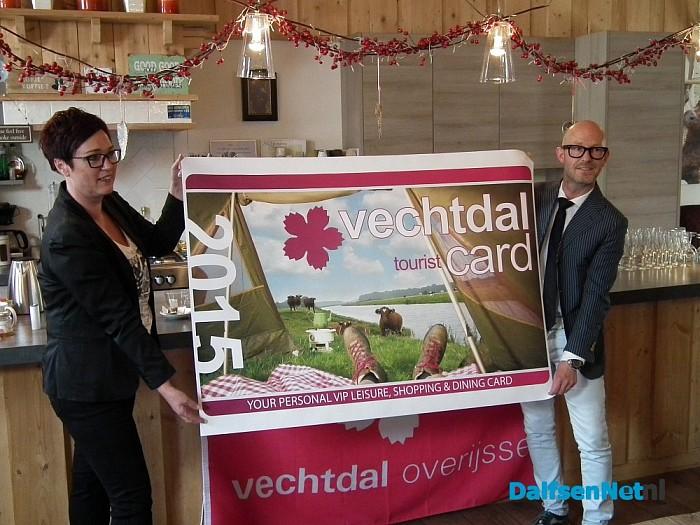 Vechtdalcard biedt leuke kortingen in het Vechtdal - Foto: Robert Bril