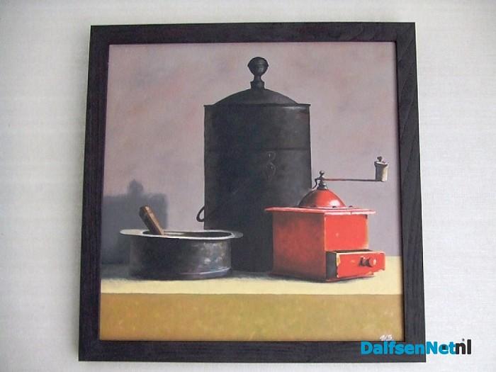 """Ook bij Het Boskamp veel """"Kunst om Dalfsen"""" - Foto: Wim"""