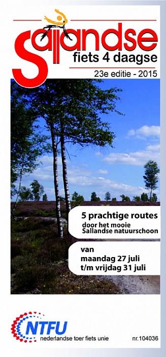Sallandse Fiets4daagse vanuit Oudleusen