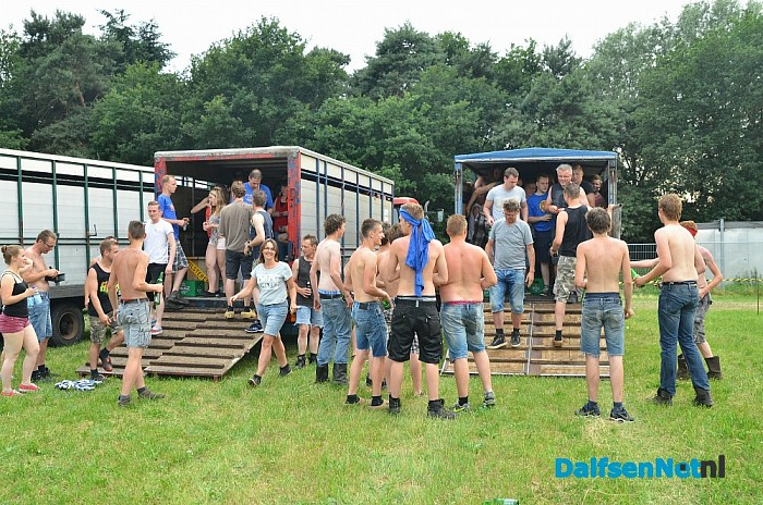 Gisteren was het dan zover: Afscheid Veldtour van Normaal in Dalfsen - Foto: Johan Bokma