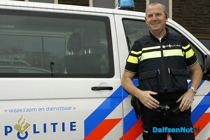 Wijkagent Jan Voortman: binnen de aderen van de samenleving - Foto: Paul Scholten
