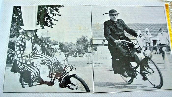 Oude foto - Foto: eigen geleverde foto