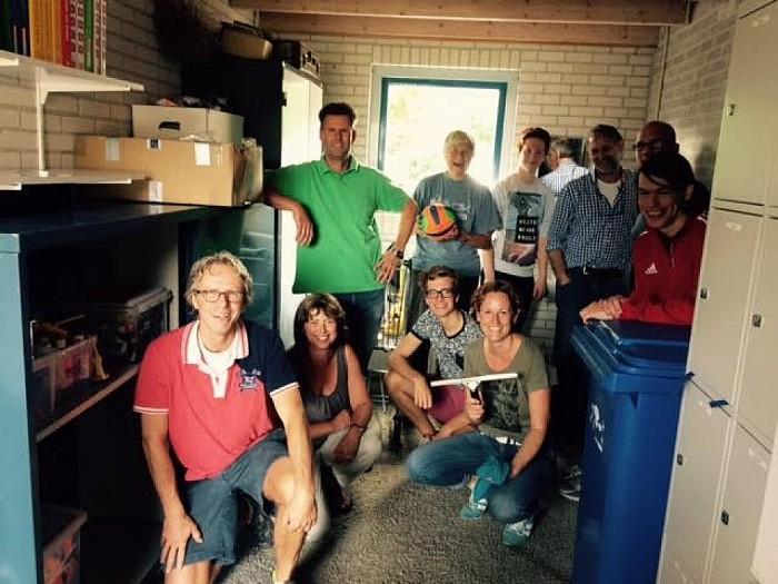 MHC Dalfsen begint schoon en fris aan nieuw seizoen - Foto: eigen geleverde foto