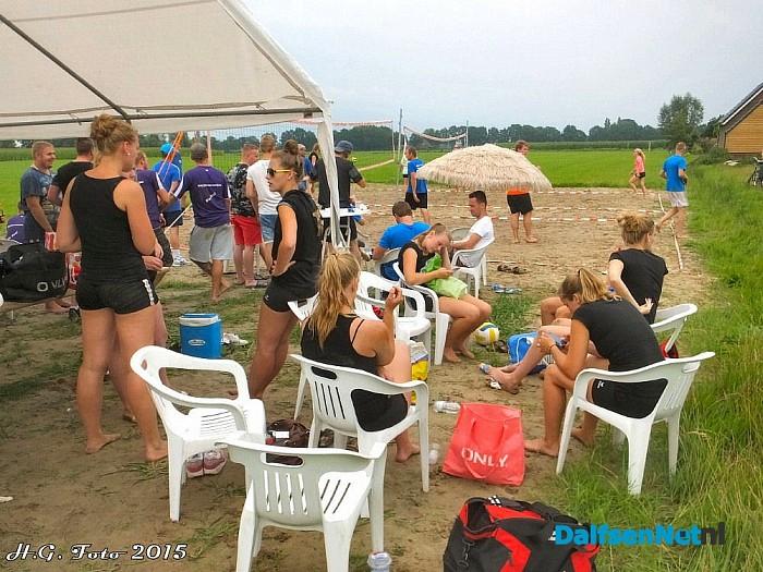 Lindeboom beachvolleybal toernooi vandaag gespeeld for Speel en kinderboerderij oudleusen