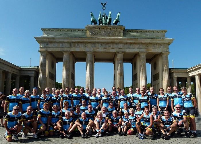 Toerclub Dalfsen in Berlijn – de finale - Foto: eigen geleverde foto