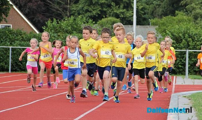 Weg en baan atletiek - Foto: eigen geleverde foto