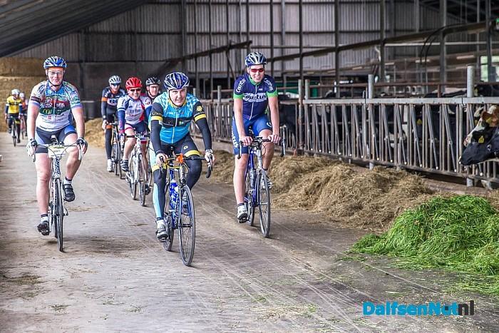 Tour de Countus: Lustrumeditie wederom op de fiets voor Stichting Tegenkracht!
