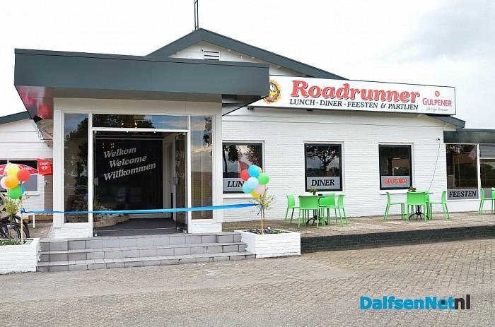 Restaurant Roadrunner Oudleusen officieel  geopend - Foto: Johan Bokma