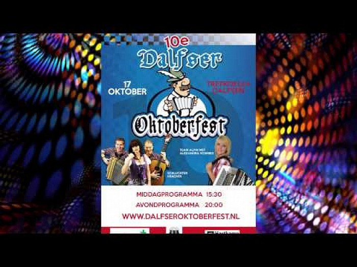 Dalfser Oktoberfest – Tiroler Muziek Middag