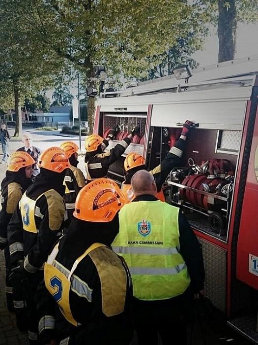 2e plek jeugdbrandweer Dalfsen - Foto: eigen geleverde foto